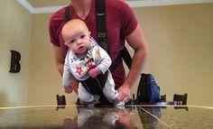 O que acontece quando um pai fica cuidando do filho sozinho >> http://www.tediado.com.br/02/o-que-acontece-quando-um-pai-fica-cuidando-do-filho-sozinho/