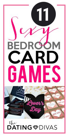 These sexy bedroom games are on POINT!! I can't wait to try them! www.TheDatingDivas.com