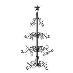 Metal Ornament Tree