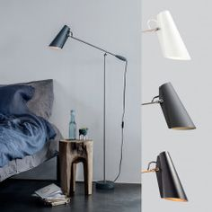 New Northern Lighting Birdy Gulvlampe