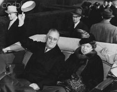 Franklin D. and Eleanor Roosevelt at the Third Inaugural Franklin Roosevelt, the 32nd President of the United States from 1933 to 1945, entered the presidency during the Great Depression and presided over the nation's economic recovery, which was accomplished through a program of legislative reform known as the New Deal. He also led the nation during its involvement in World War II. Roosevelt was the only president to be elected for four consecutive terms.inaugural parade, January 20…