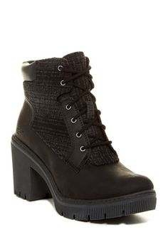 Tennille Lace-Up Boot