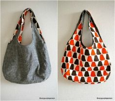 Learn how to make a handbag or purse using any of these free bag patterns. These DIY bags and purses patterns include a range of styles. You'll love sewing your own bags and purses from DIY tote bags to free purse patterns and everything in between. Easy Sewing Patterns, Sewing Tutorials, Tutorial Sewing, Sewing Projects, Sewing Tips, Wallet Tutorial, Diy Projects, Craft Tutorials, Sewing Hacks