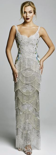 "Hamda Al Fahim 2014....Wedding Gown Possibilities?  Would be ""mahvelous,"" no?"