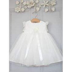 Adore Baby | Online shop | Girls Christening | Luisa Dress
