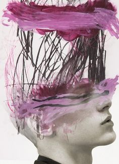 red-lipstick:  Antonio Mora (Spanish) - Irregular Hat    Photography