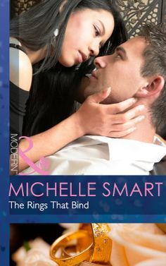 The Rings that Bind (Mills & Boon Modern) New Books, Writer, Romance, Couples, Rings, Sexy, Modern, Kindle, Amazon