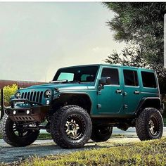"Jeep Wrangler 🔹 ( ""the_roughjeep ・・・ need this in my life 🤤😍 Jeep Rubicon, Jeep Wrangler Unlimited, Wrangler Jeep, Four Door Jeep Wrangler, Jeep Wrangler Colors, Jeep Jku, Jeep Cars, Jeep Truck, Custom Jeep"