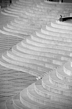 Architecture of Doom, outdoor stairs Stairs Architecture, Amazing Architecture, Landscape Architecture, Interior Architecture, Take The Stairs, Stairway To Heaven, Stairway Art, Stair Steps, Spiral Staircase