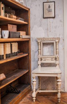Műhely Bookcase, Shelves, Home Decor, Shelving, Decoration Home, Room Decor, Book Shelves, Shelving Units, Home Interior Design