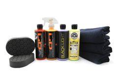 Win a Chemical Guys Black Car Care Kit