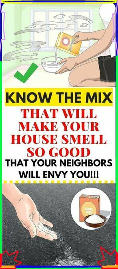 This Mixture That Will Make Your Home Smell So Wonderful