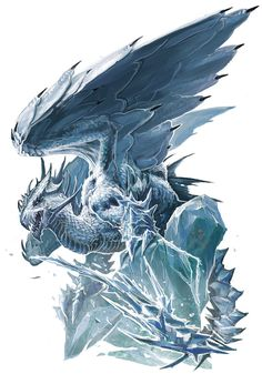 Here is the last ( and least )of the Ancient chromatic dragons for the new Paizo book. This an advanced creature from the new Mythic Adventures book for the Pathfinder game released by Paizo at thi...