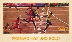 #PrimeroHayUnoSolo Bolt