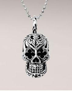 King Baby Necklaces & Pendants on Pinterest | Skull Pendant, Ring ...