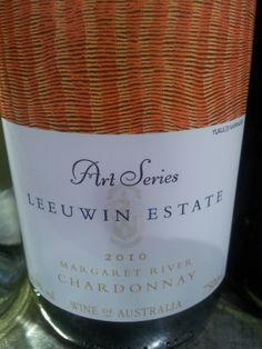 #LeeuwinEstate  #MargaretRiver #Chardonnay 2010 (#RNAWA13)