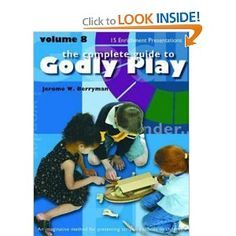 Book wish list: The Complete Guide to Godly Play, Volume 8 by Jerome Berryman http://www.amazon.com/Completed-Guide-Godly-Play/dp/193196047X/ref=sr_1_2?s=books=UTF8=1367008219=1-2=godly+play