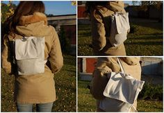 Bags you can make: Tutorial: Backpack
