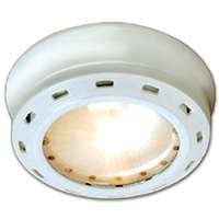 Good Earth Lighting G9165-WHX-I Sunspot 5 Light 10 Watt 12 Volt Xenon Under Cabinet Puck Light, White by Good Earth Lighting. $27.99. From the Manufacturer                Sunspot five light xenon low voltage Undercabinet dimmable puck lights                                    Product Description                G9165-WHX-I Features: -Sunspot series design.-5 light puck kit.-Ideal for kitchen cabinets, bookshelves, displays, etc.-Glass diffuser.-Dimmable crisp, white light...