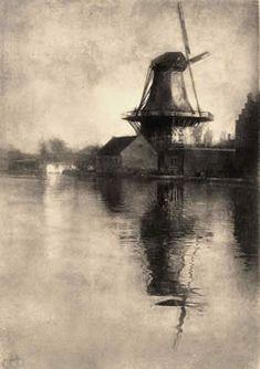robert-demachy-oude-rijn pictorialism