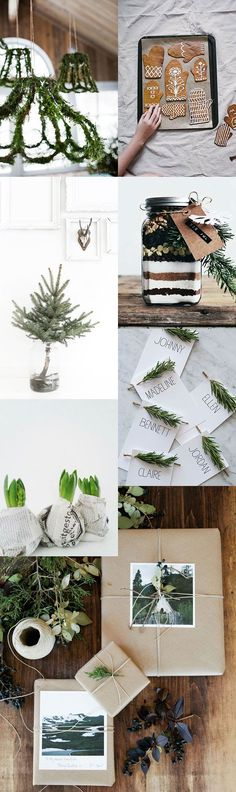The finishing touches to your #Christmas presents, decorations, and tablescapes. #Holidays