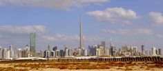 Dubai Skyline. Image © Flickr CC user Darla دارلا Hueske. Gallery - The Top 10 Most Impactful Skylines - 14