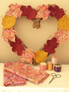 Sew a little love: handmade