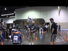 01. Droid Race - Star Wars Celebration Anaheim 2015