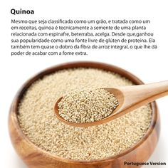 PORTUGUESE VERSION #fabsproject #Quinoa #umavidasaudável #estilodevidasaudável #vidasaudável  Como nós no Facebook https://www.facebook.com/fabsproject.4sm  Siga-nos no twitter https://twitter.com/fabsproject  Siga-nos no Instagram http://instagram.com/fabianawurfbain