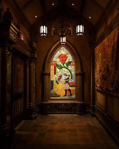 Be Our Guest restaurant - Magic Kingdom - WDW
