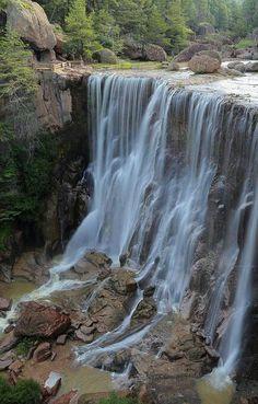 Cascadas de Cusarare Chihuahua, Mexico http://nerium.com.mx/join/debbiekrug