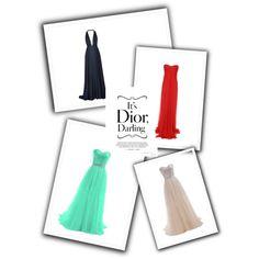 It's Dior!