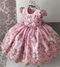 Flower Girls Dress Years Baby Dress for Girls Kids Wedding Gown Princess Party Vestidos Infantis Kid Girls Floral Clothes, Ropa de niña, Baby Girl Party Dresses, Cute Girl Dresses, Baby Dress, Flower Girl Dresses, Princess Dresses, Party Gown Dress, Ball Gown Dresses, Tutus For Girls, Baby Girls