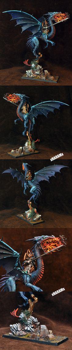 Dreadlord on Black Dragon - xHaramx