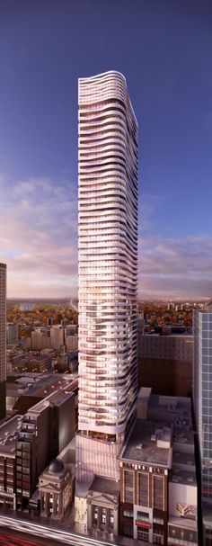 Massey Tower in Toronto by Hariri Pontarini Architects