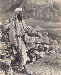Pashtun Warrior Anglo Afghan War | Flickr - Photo Sharing!