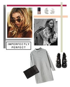"""Untitled #1984"" by katerina-rampota ❤ liked on Polyvore featuring Danielle Foster, Jeffrey Campbell, NARS Cosmetics and CO"