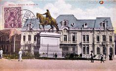 Estatua de Carlos IV.