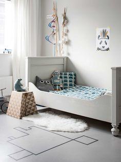 Jongens slaapkamer | boys bedroom | vtwonen 08-2016 | photography: Louis Lemaire | styling: Inge van Lieshout