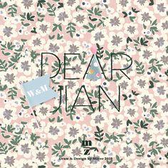 dear jian / baby / pattern / flower / mizeedraw / 2016 / luv jian