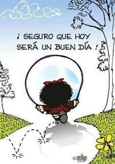 Pin by tayira mora black on vida Good Morning Funny, Good Morning Messages, Good Morning Good Night, Good Morning Quotes, Good Day, Mafalda Quotes, Positive Quotes, Motivational Quotes, Quotes En Espanol