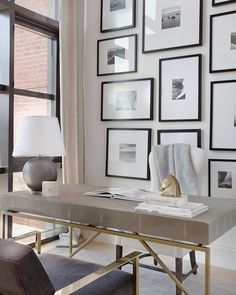 7 Cool Office Designs Based On The Success Feng Shui Principle – Modern Home Office Design