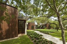 Lake View Residence; Austin, Texas by Alterstudio Architecture LLP