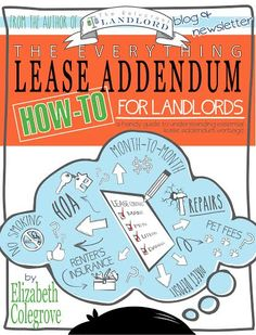 Is your tenant breaking a lease? Find out how to make this problem worth your while with a break lease clause incorporated into your lease. Real Estate Rentals, Real Estate Tips, Investment Property, Rental Property, Income Property, Management Tips, Property Management, Marketing Techniques, Real Estate Investing