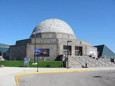 Adler Planetarium and Astronomy Museum   Can't wait to go back here too!!  *Check!*