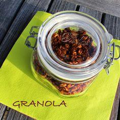 viennastyriaustria: Granola selbst gemacht !