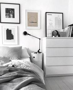 4 Grand Cool Tricks: Boho Minimalist Home Coffee Tables minimalist home design sleep.Minimalist Home Ideas Rugs minimalist bedroom luxury lamps. Farmhouse Bedroom Decor, Home Decor Bedroom, Bedroom Ideas, Bedroom Inspiration, Bedroom Plants, Layout Inspiration, Ikea Bedroom Furniture, Ikea Inspiration, Bedroom Rustic