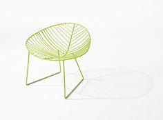 Leaf — Sled Lounge - Leaf Arper  1