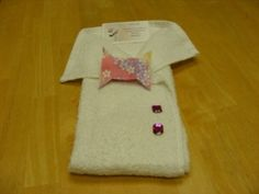 Cute Origami Towel Design Shirt