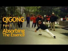 (56) Qigong - Absorbing the Essence - Part 1 - YouTube